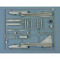 Italeri Model Kit lietadlo 2638 JAS 39 A Gripen 1:48 3