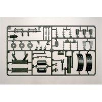 Italeri Model Kit náves 3845 Dumper Trailer 1:24 4