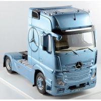 Italeri Model Kit truck 3905 Mercedes Benz Actros MP4 Gigaspace 1:24 6