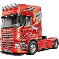 Model Kit truck 3906 SCANIA R730 STREAMLINE 4x2 1:24 3