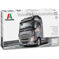 Italeri Model Kit truck 3940 Volvo FH4 Globetrotter XL 1:24