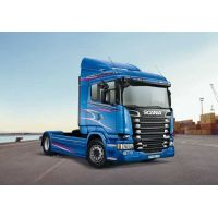 Italeri Model Kit truck 3947 Scania R400 Streamline Flat Roof 1:24 3