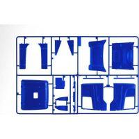 Italeri Model Kit truck 3947 Scania R400 Streamline Flat Roof 1:24 4
