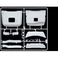 Italeri Model Kit truck 3948 Mercedes-Benz MP4 Big Space 1:24 3