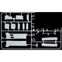 Italeri Model Kit truck 3948 Mercedes-Benz MP4 Big Space 1:24 5