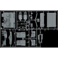 Italeri Model Kit truck 3948 Mercedes-Benz MP4 Big Space 1:24 6