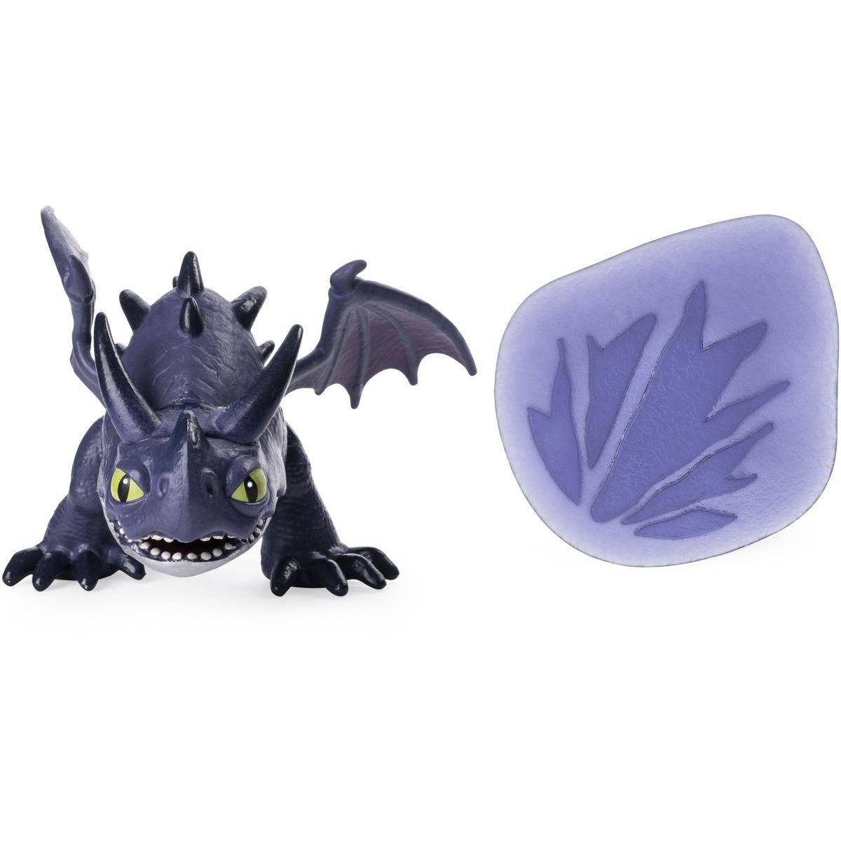Ako vycvičiť draka Draci malé figúrky hrdinov Rumbling Gutbuster