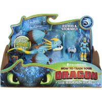Ako vycvičiť draka Drak a Viking Astrid a Stormfly 6