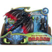 Jak vycvičit draka Drak a Viking Grimmel a Deathgripper 6