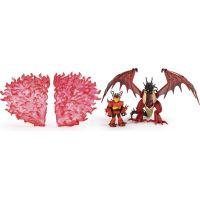 Jak vycvičit draka Drak a Viking Snotlout a Hookfang Evolved