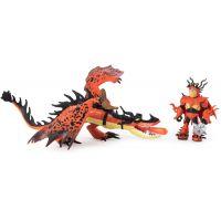 Ako vycvičiť draka Drak a Viking Snotlout a Hookfang 2