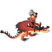 Ako vycvičiť draka Drak a Viking Snotlout a Hookfang 3