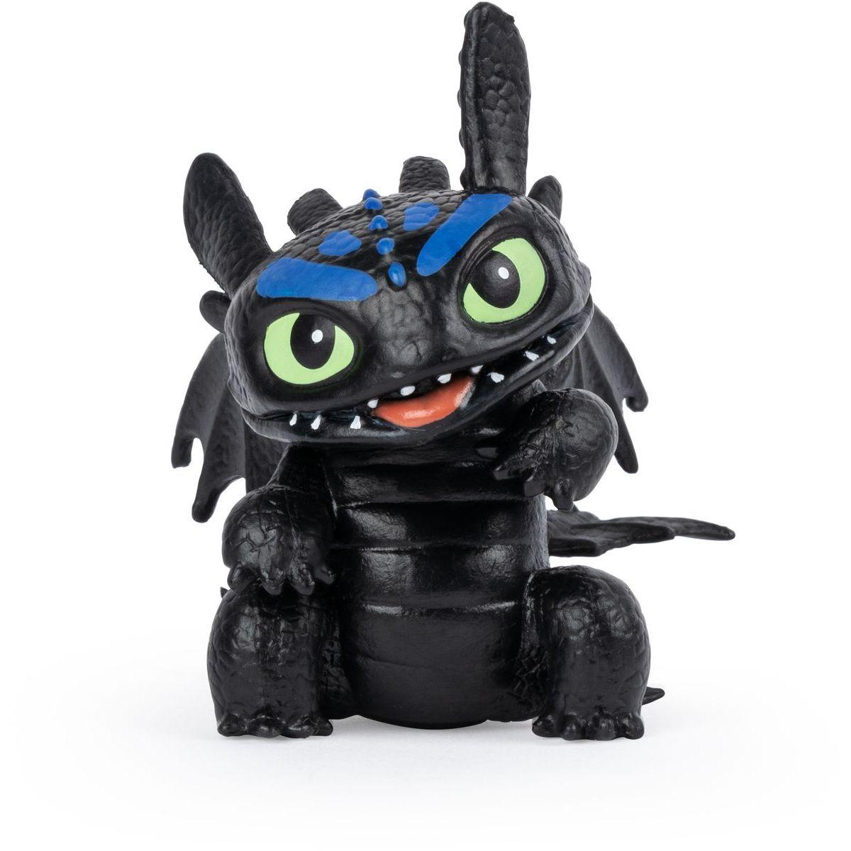 Jak vycvičit draka figurky měnící barvy Toothless