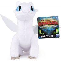 Jak vycvičit draka Prémiová Plyš 20 cm Lightfury