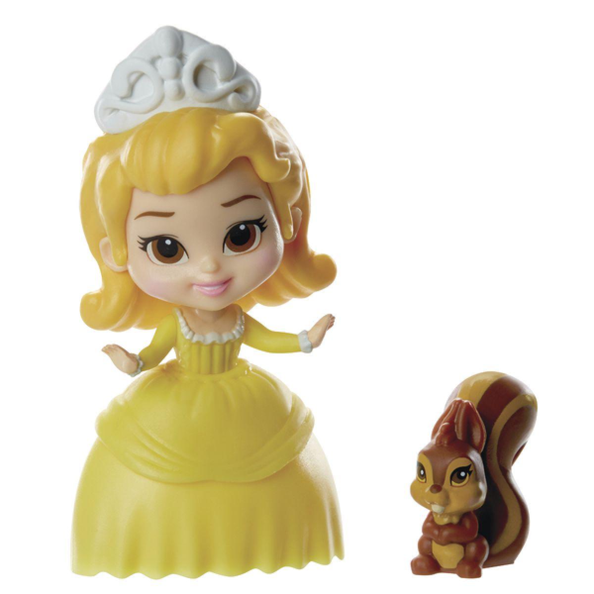 Jakks Pacific Disney Mini princezna a kamarád Amber and Whatnaught