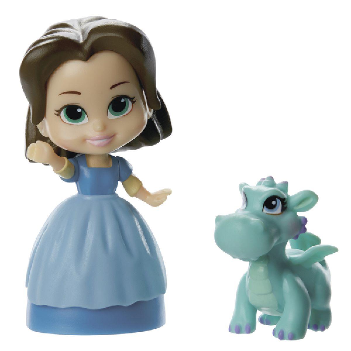 Jakks Pacific Disney Mini princezna a kamarád Jade and Crackle
