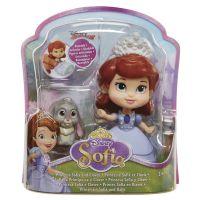 Jakks Pacific Disney Mini princezna a kamarád Sofia and Clover 2