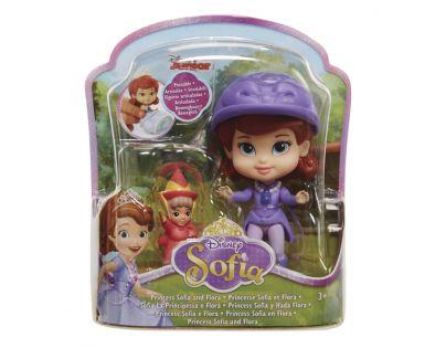 Jakks Pacific Disney Mini princezna a kamarád Sofia and Flora