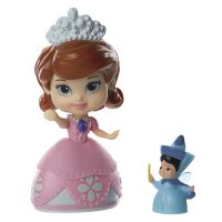 Jakks Pacific Disney Mini princezna a kamarád Sofia and Merryweather