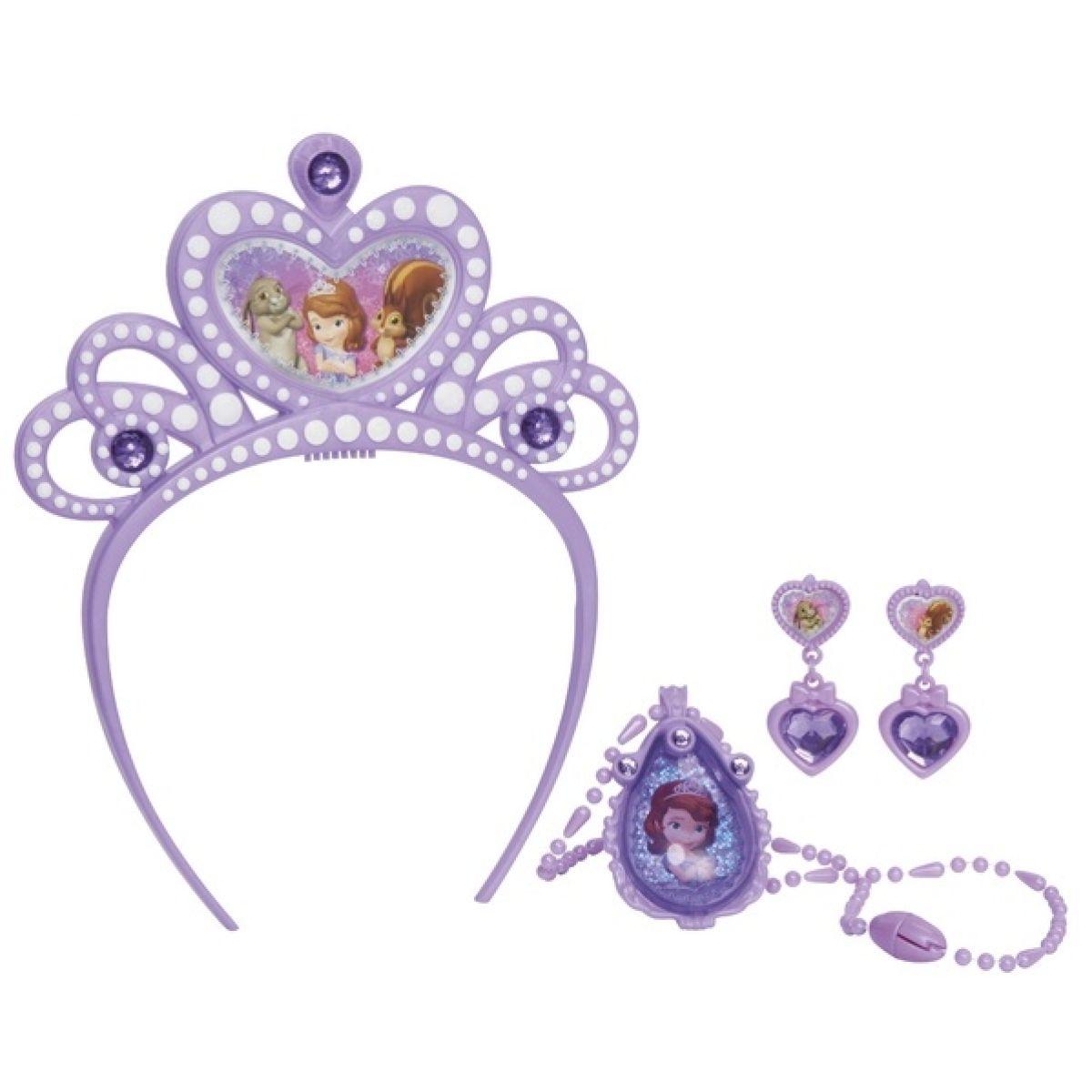 Jakks Pacific Disney Princess Korunka a amulet Princeznej  Sofie