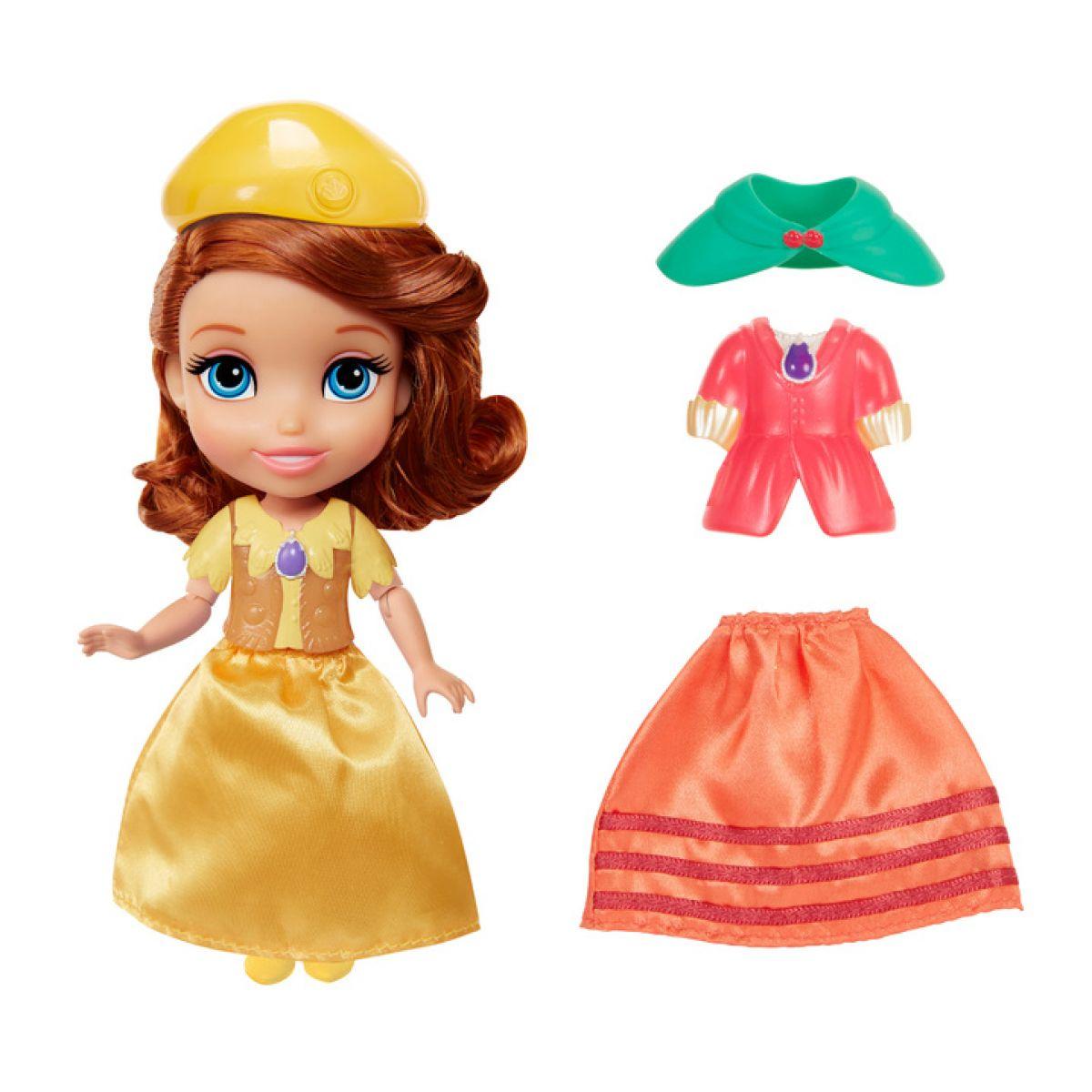 Jakks Pacific Disney Princezna s šaty Sofia Adventure Fashion Set