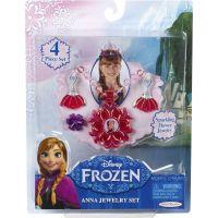 Jakks Pacific Ľadové kráľovstvo Frozen Sada bižutérie princeznej Anny a Elsy - Anna 3