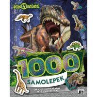 Jiri Models 1000 samolepek Dinosauři