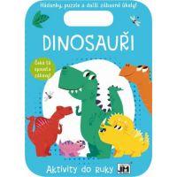 Jiri Models Aktivity do ruky Dinosauři