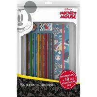 Jiri Models Balíček s blokom Mickey Mouse