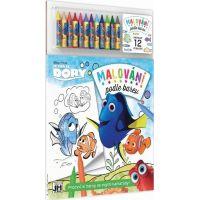 Hledá se Dory Malování podle barev