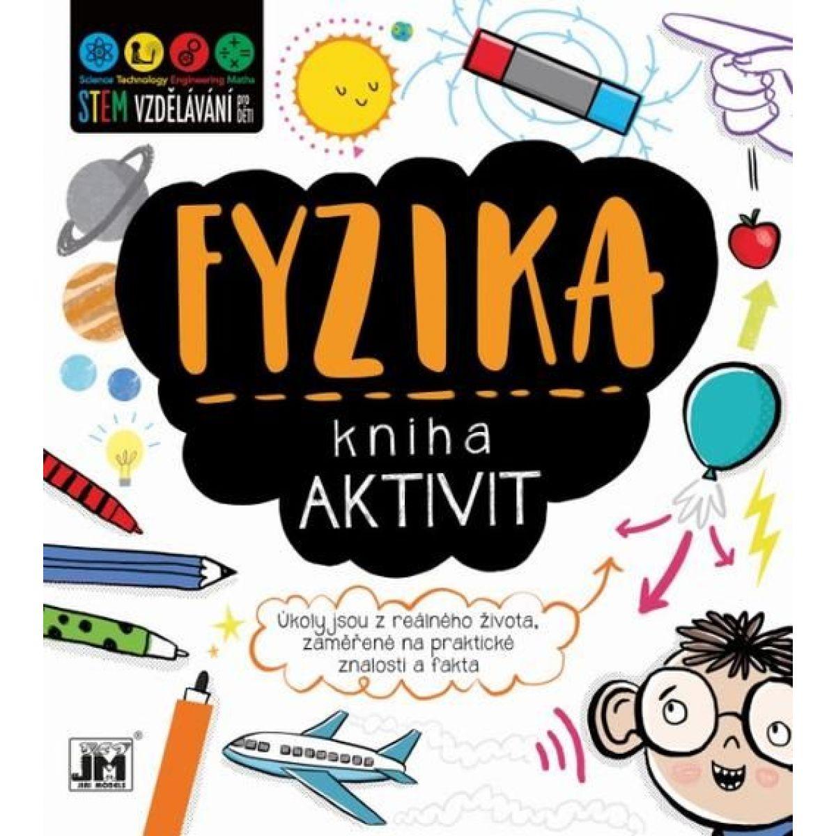 Jiri Models Kniha aktivít Fyzika