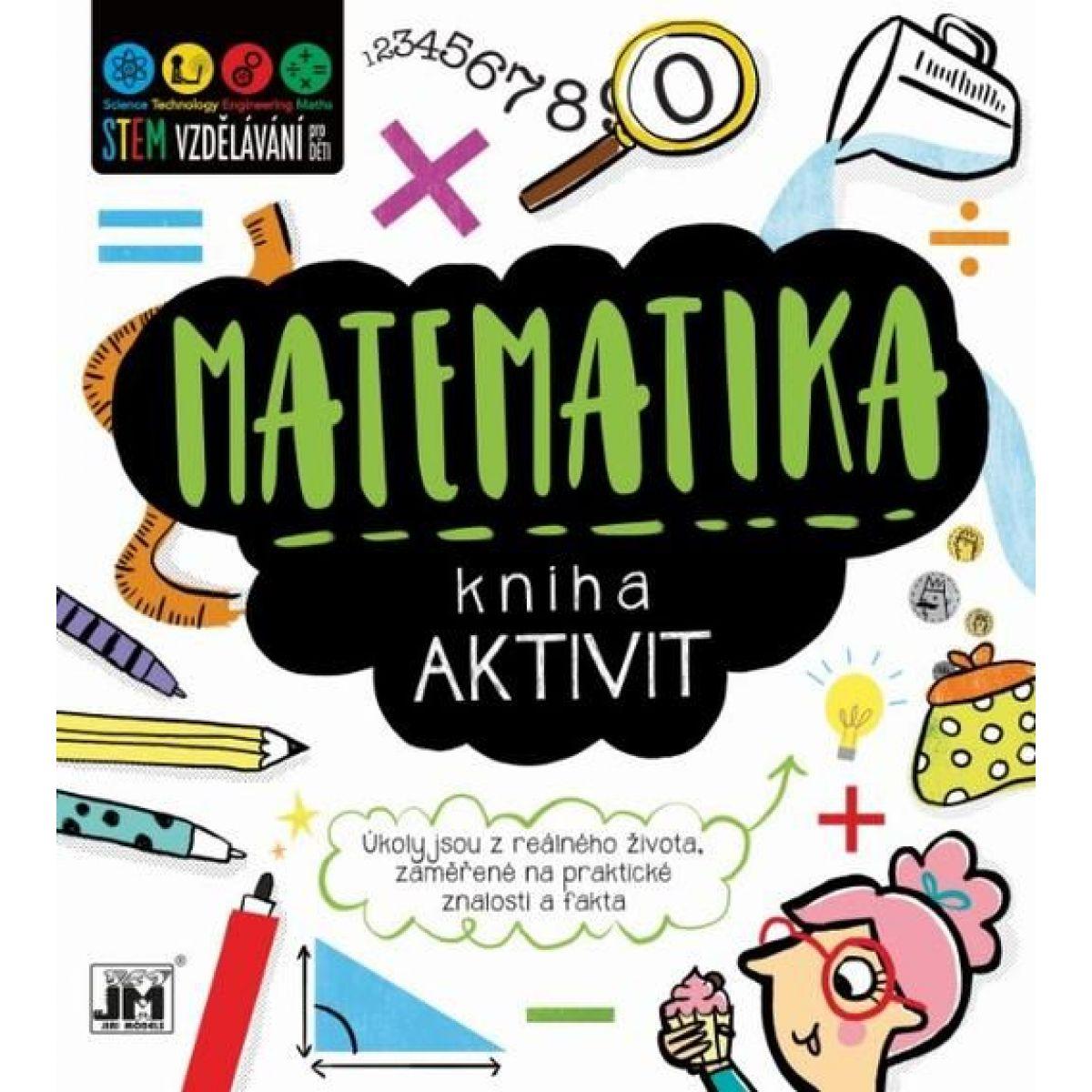Jiri Models Kniha aktivit Matematika