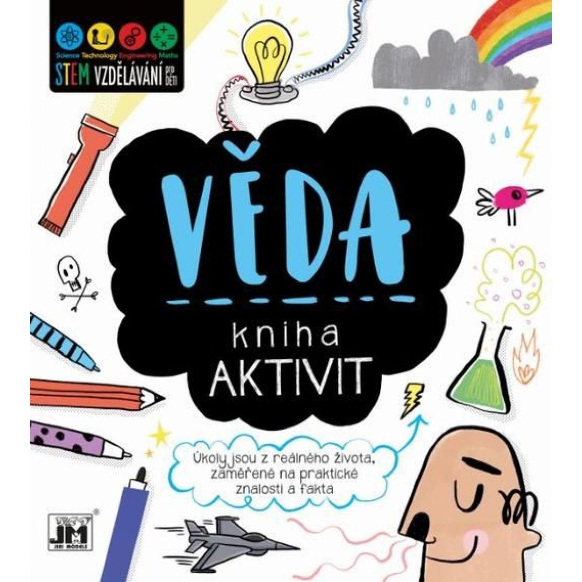 Jiri Models Kniha aktivít Veda