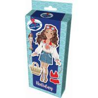 Jiri Models Magnetické bábiky Na prázdninách