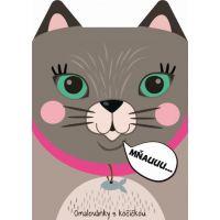 Jiri Models Omalovánky zvířátka Kočka