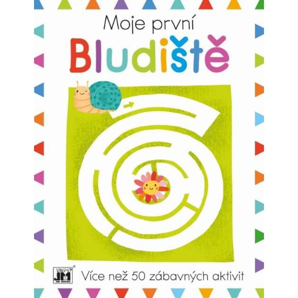 Jiri Models Prvá kniha aktivít Bludisko