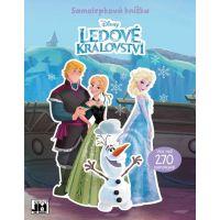 Jiri Models Samolepková knižka Frozen 2