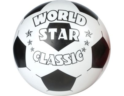 John Lopta World Star 22 cm biela