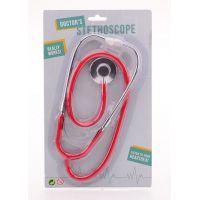 John toys Funční Stetoskop pro nejmenší doktory
