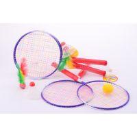 John Toys Set Badminton a soft tenis
