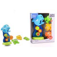 Johntoy Sada hraček do vany zvířátka