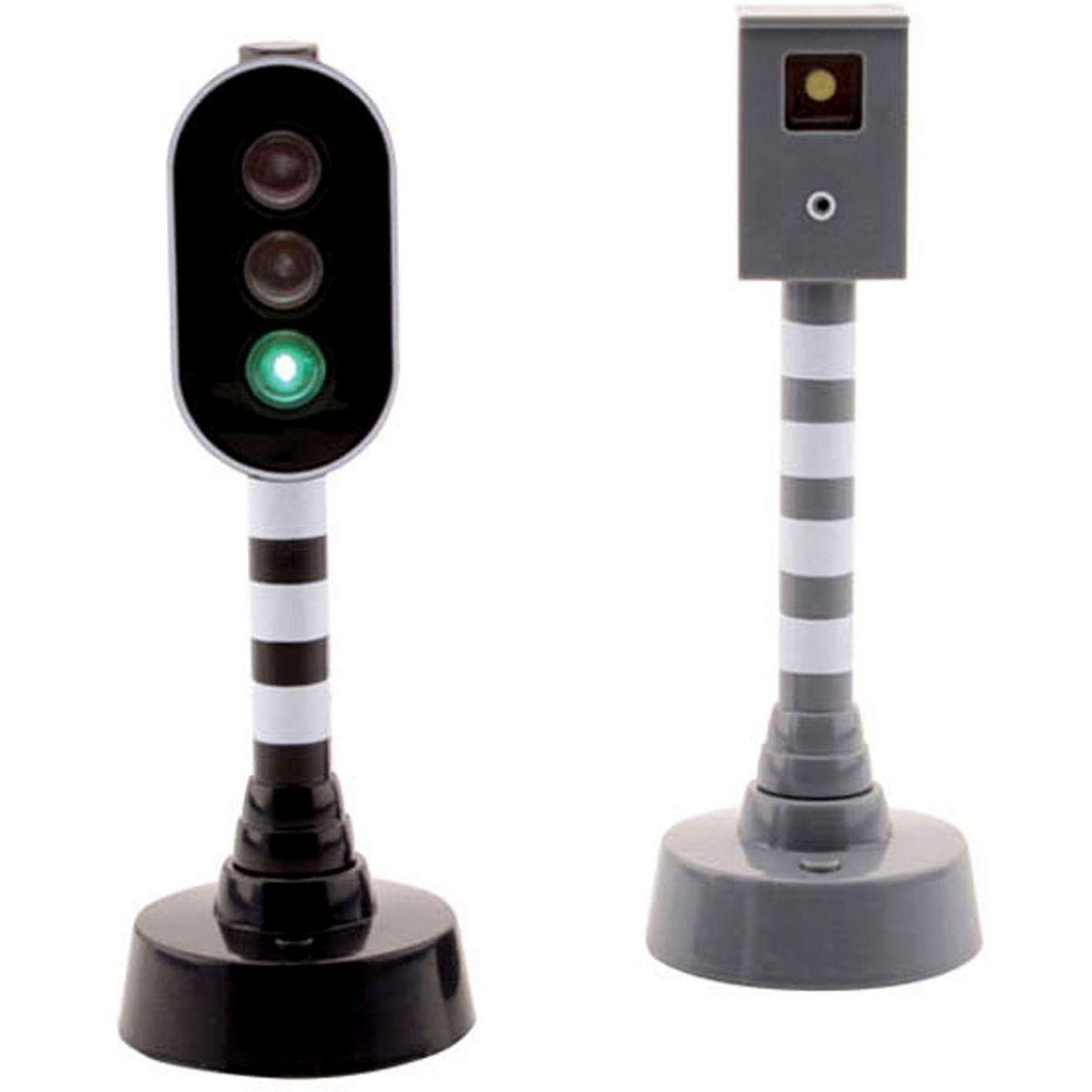 Johntoy Semafor s kamerou na meranie rýchlosti so svetlom a zvukom
