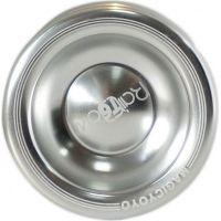 Jojo T6 -Rainbow 50mm kovové s ložiskem Stříbrná 2