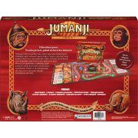 Jumanji spoločenská hra CZ 2
