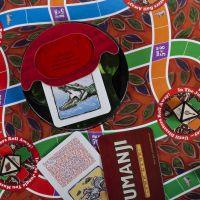 Jumanji spoločenská hra CZ 5