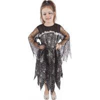 Rappa Karnevalový kostým Čarodejnica halloween veľ. S