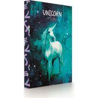 Karton P + P Box na zošity A4 Unicorn 1