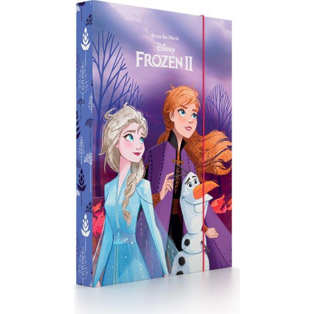 Karton P + P Box na zošity A5 Frozen