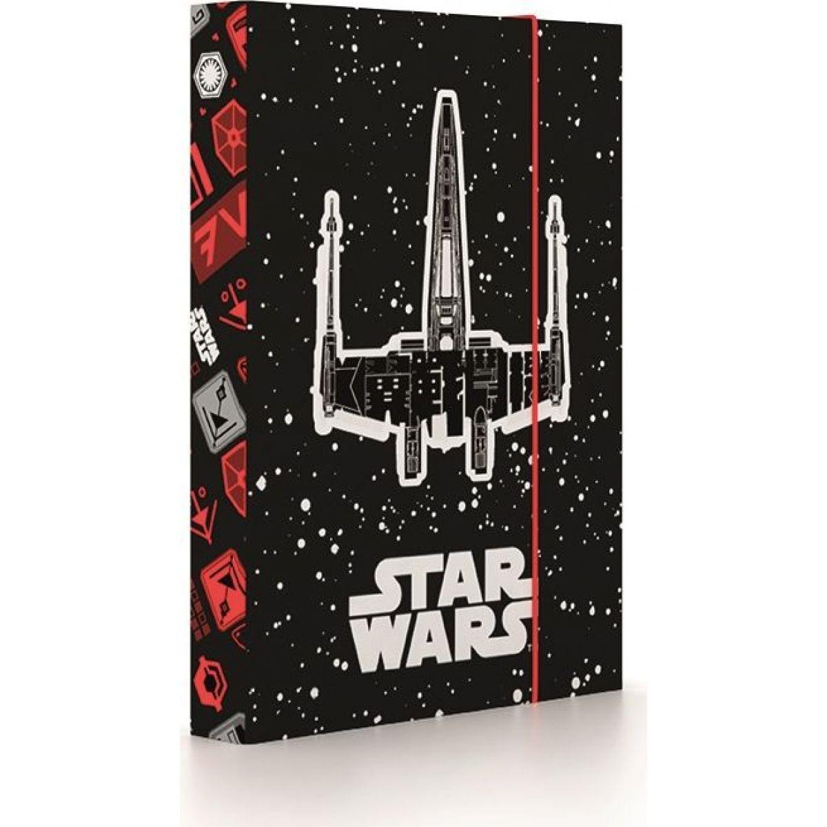 Karton P + P Box na zošity A5 Star Wars