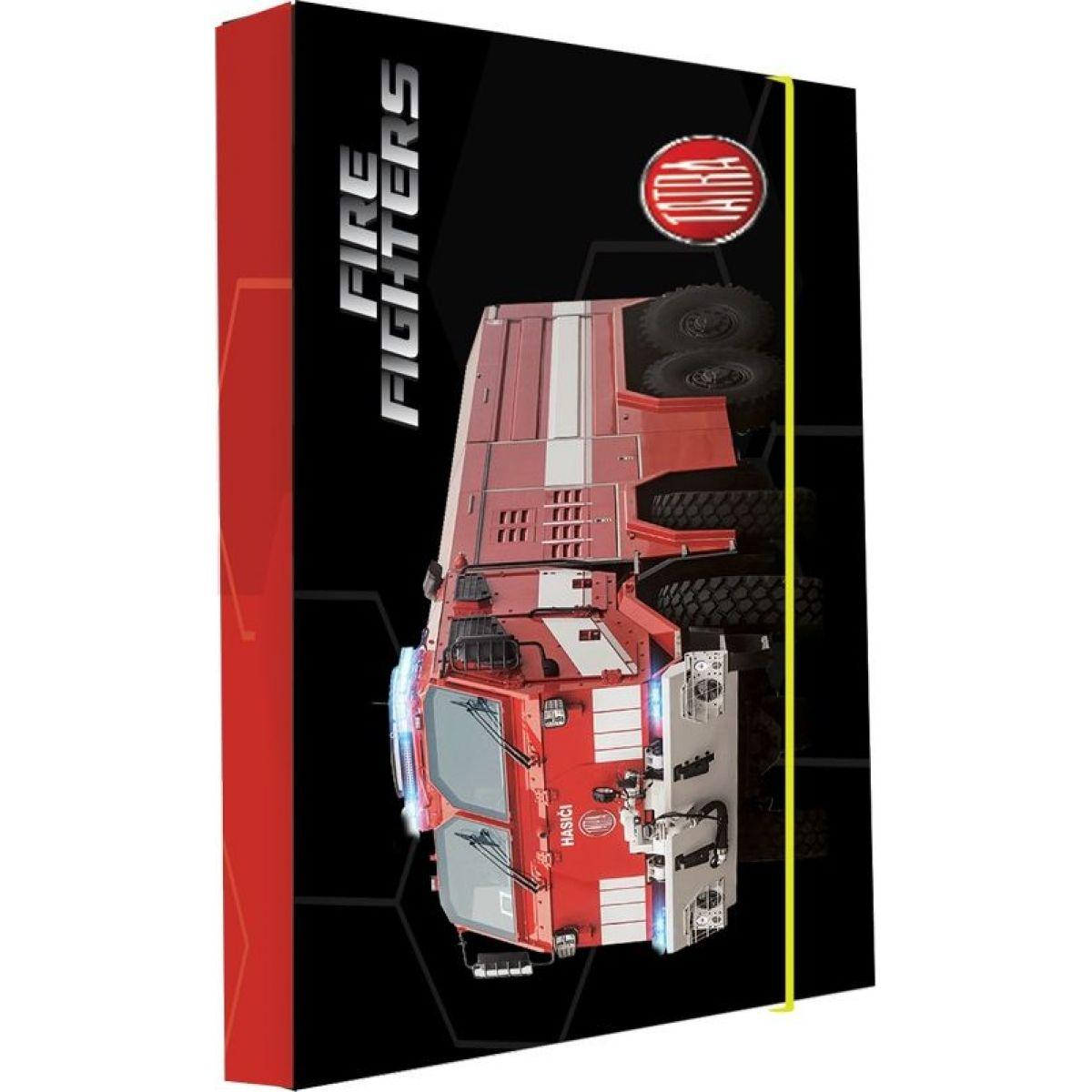 Karton P + P Box na zošity A5 Tatra